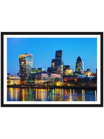 Plakat City of London